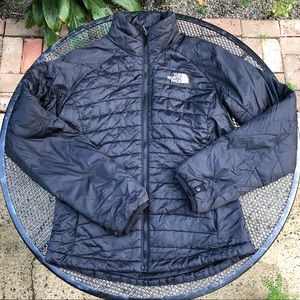 THE NORTH FACE Primaloft black Puffy Jacket S